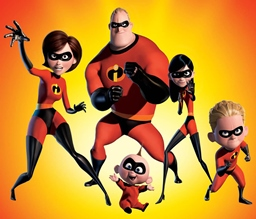The Incredibles - 777