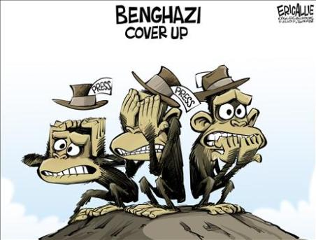 Benghazi Cover-up  --  Eric Allie
