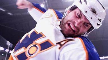 Goon -- beat up
