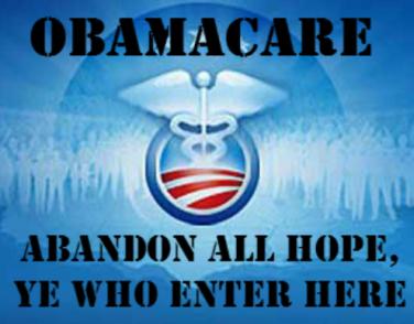 Obamacare - Abandon All Hope