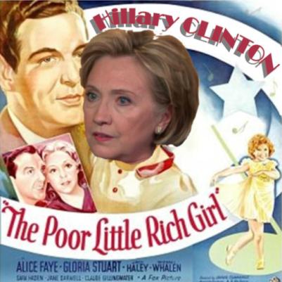 Hillary - Poor Little RIch Girl