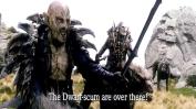 Orcs, orcs, everywhere orcs.