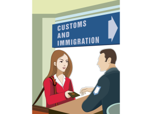 customs and immigration