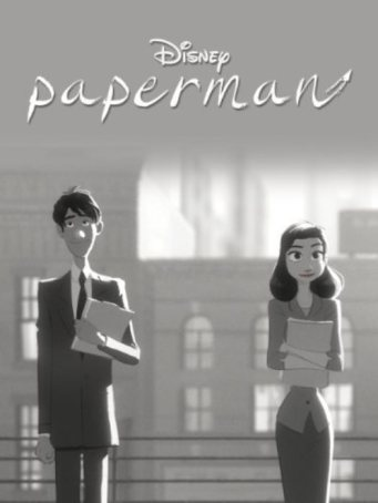 PAPERMAN - by DisneyPictures222