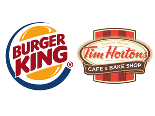 Burger King - Tim Hortons