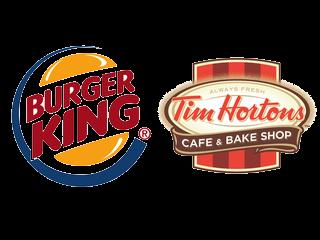 Burger King - Tim Hortons
