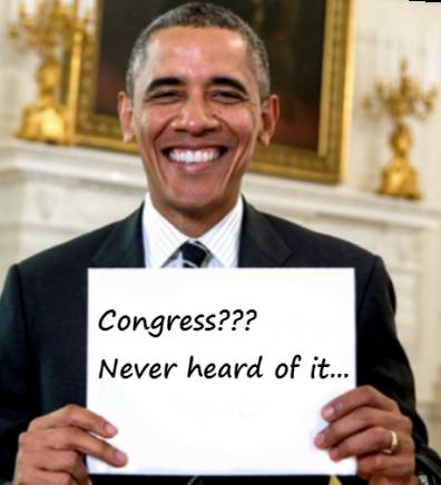 Obama-says - CONGRESS