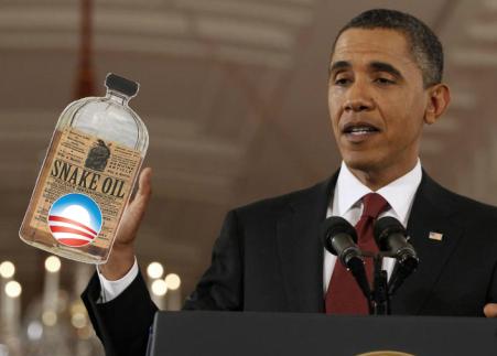 Obamacare Snake Oil